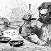 Jeweler, 19th Century Poster