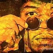 Jimi Poster by Ankeeta Bansal