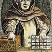 Johann Tetzel (c1465-1519) Poster