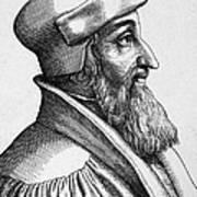 Johannes Oecolampadius Poster