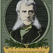 John Bigelow, American Diplomat Poster