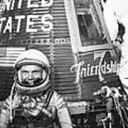 John Glenn, 1962 Poster