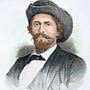 John H. Morgan (1825-1864) Poster