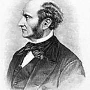 John Stuart Mill Poster