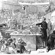 John Tyndall (1820-1893) Poster