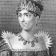 Josephine De Beauharnais Poster
