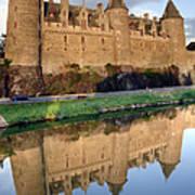 Josselin Chateau Poster