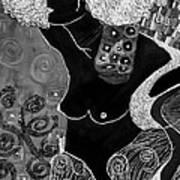 Judith  After Gustav Klimt Poster