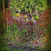 Jungle Palm Poster