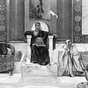 Justinian I (483-565) Poster