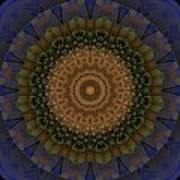 Kaleidoscope Vi Poster