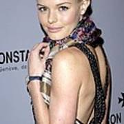 Kate Bosworth Wearing Etro At Arrivals Poster by Everett