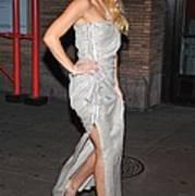 Kate Hudson Wearing Lanvin Gown Poster