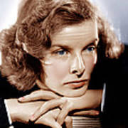 Katharine Hepburn, Ca. 1935 Poster