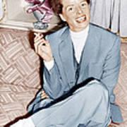 Katharine Hepburn In England, Ca. 1952 Poster