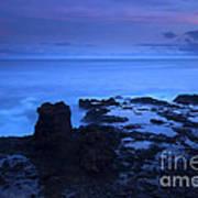 Kauai Twilight Poster