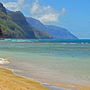 Ke'e Beach Poster