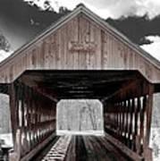 Keniston Bridge Poster