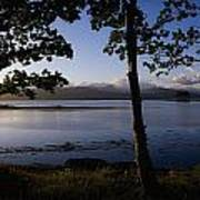 Kenmare Bay, Ring Of Kerry In Bg, Co Poster