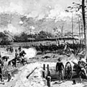 Kennesaw Mountain, 1864 Poster