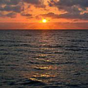 Key West Sunrise Poster