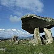 Kilclooney, Co Donegal, Ireland Dolmen Poster