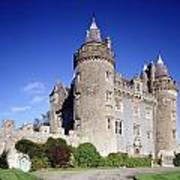 Killyleagh Castle, Co. Down, Ireland Poster