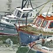 Kilmore Boats Poster