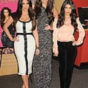 Kim Kardashian, Khloe Kardashian Poster by Everett