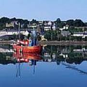 Kinsale Harbour, Co Cork, Ireland Poster