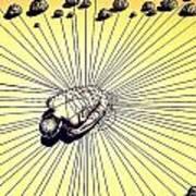 Knowledge Without Wisdom IIi Poster by Paulo Zerbato
