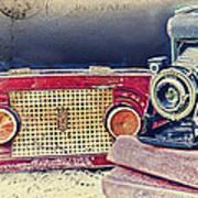 Kodak The Old Way Poster