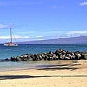 Kona Island Hawaii Poster