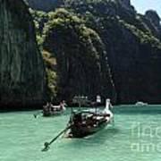 Krabi Island Thailand Poster