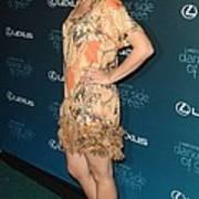Kristen Bell At Arrivals For The Darker Poster by Everett