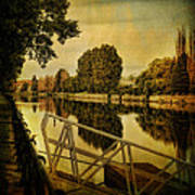 Lachine Canal Poster