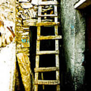 Ladder To Poster
