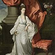 Lady Grant - Wife Of Sir James Grant Poster