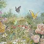Ladybug Poster by Dorothy Herron