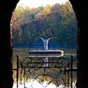 Lake Angel Poster
