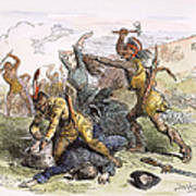 Lake George: Massacre, 1757 Poster