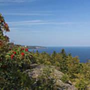 Lake Superior Palisades 2 Poster
