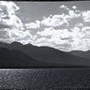 Lake Tahoe Heavenly Poster