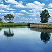 Lakeridge Duck Pond Poster