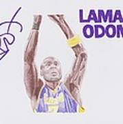 Lamar Odom Poster