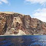 Lanai Sea Cliffs Poster