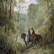 Lancelot & Guinevere Poster