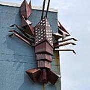 Langusta Lobster Poster