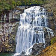 Large Waterfall Poster