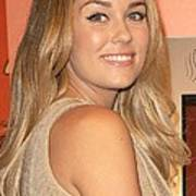 Lauren Conrad At A Public Appearance Poster by Everett